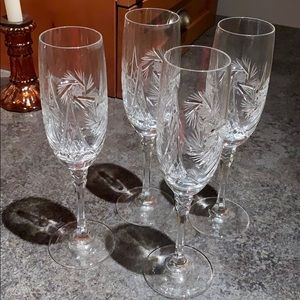 Other - Champagne flutes
